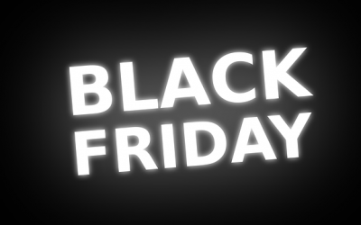 What date is Black Friday 2017 in the UK?