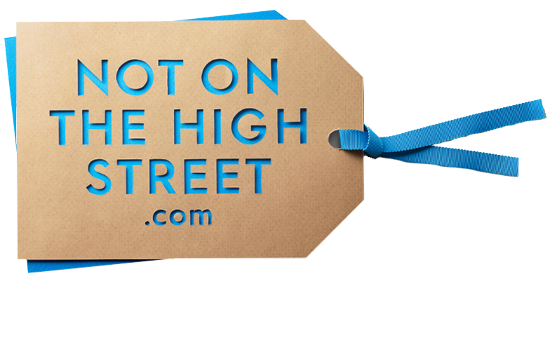 Not On The High Street – 0845 459 7484